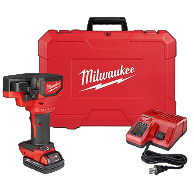 Milwaukee 2872-21 M18 Brushless Threaded Rod Cutter Kit
