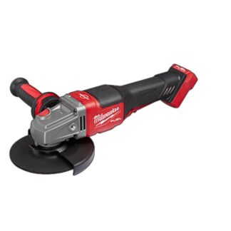 "Milwaukee 2980-20 M18 FUEL 4-1/2"" - 6"" Braking Grinder Paddle Switch No-Lock"