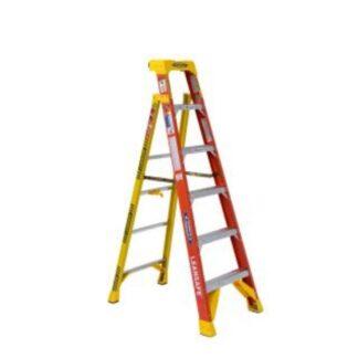 Werner L6206CA 6ft Type IA Fiberglass Leaning Ladder