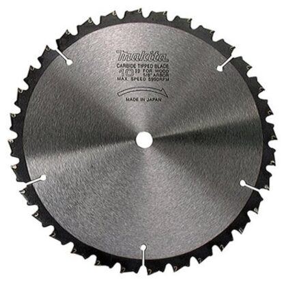 "Makita 721434-1 10"" 32T ATB Thin Kerf Saw Blade"
