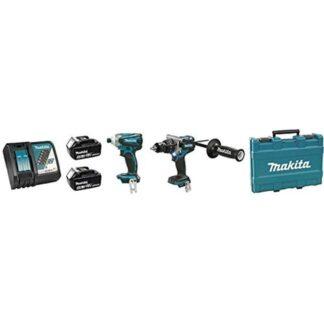 Makita DLX2055M 18V LXT 2-Piece Cordless Combo Kit