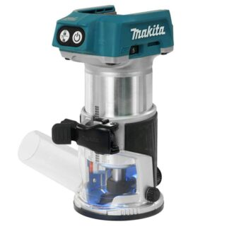 Makita DRT50ZJX6 18V LXT Brushless Compact Router