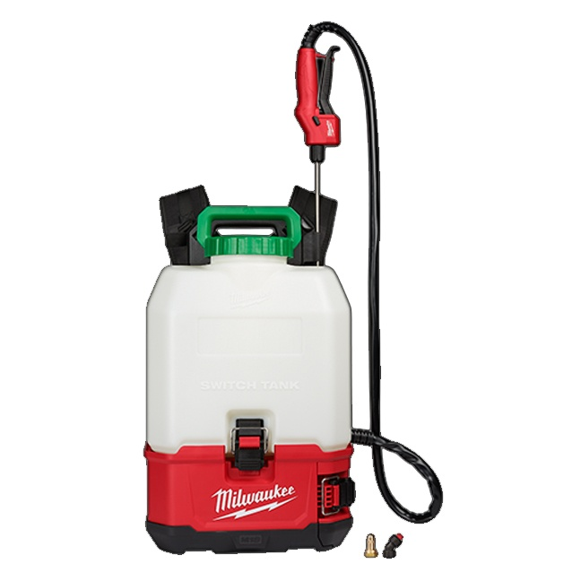 Milwaukee 2820-20PS M18 SWITCH TANK 4-Gallon Backpack Sprayer