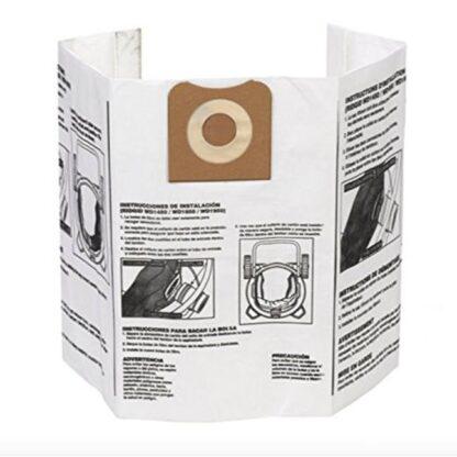 Ridgid 23743 VF3502 Filter Bag