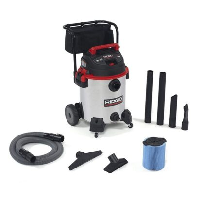 Ridgid 50353 Stainless Steel Wet/Dry Vacuum 16 Gallon