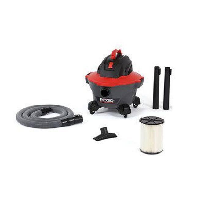 Ridgid 62698 Wet/Dry Vacuum 6 Gallon