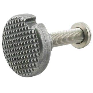 Stiletto TBM-MR TiBone Mini-14 Milled Replaceable 3-ounce Steel Face