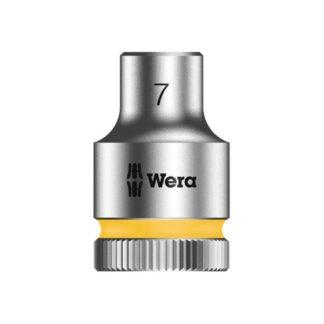 "Wera 003552 8790 HMB Zyklop socket 7mm with 3/8"" drive"