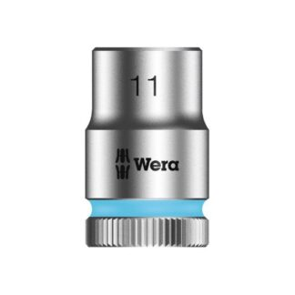 "Wera 003556 8790 HMB Zyklop socket 11mm with 3/8"" drive"