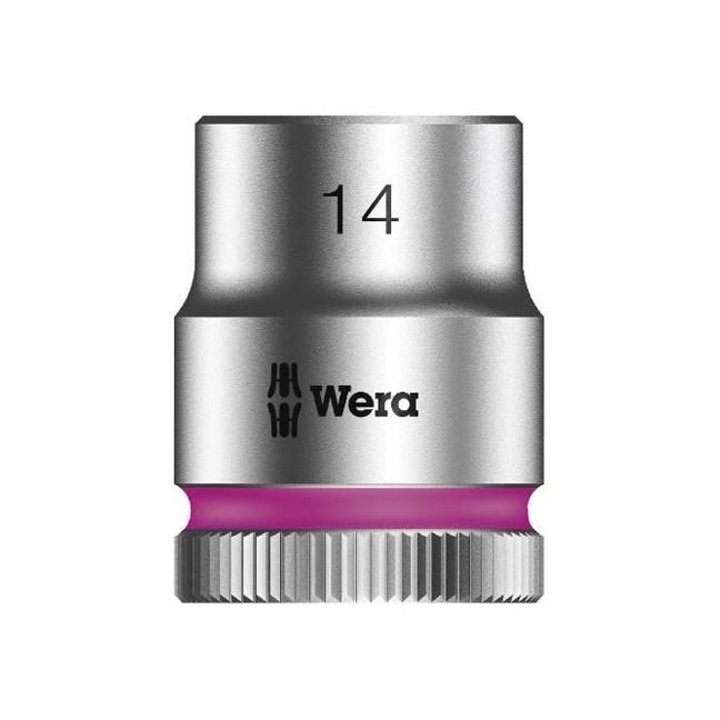 "Wera 003559 8790 HMB Zyklop socket 14mm with 3/8"" drive"