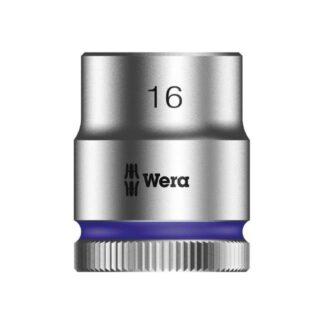 "Wera 003561 8790 HMB Zyklop socket 16mm with 3/8"" drive"