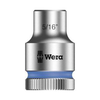 "Wera 003570 8790 HMB Zyklop socket 5/16"" with 3/8"" drive"