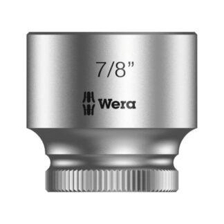 "Wera 003580 8790 HMB Zyklop socket 7/8"" with 3/8"" drive"