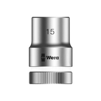 "Wera 003606 8790 HMC Zyklop socket 15mm with 1/2"" drive"
