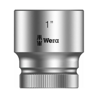 "Wera 003631 8790 HMC Zyklop socket 1"" with 1/2"" drive"