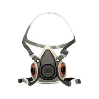 3M 7000001932 Half Facepiece Reusable Respirator 6100