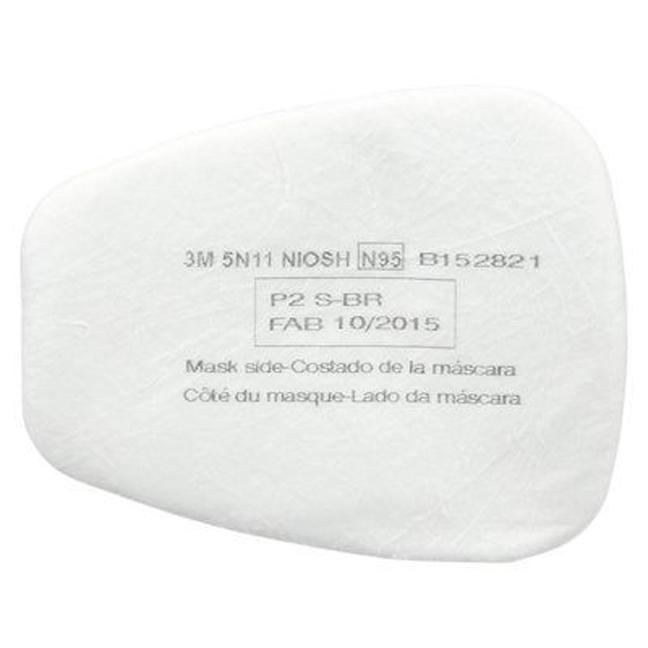 6100 Facepiece 3m Respirator Reusable Small 7000001932 Half