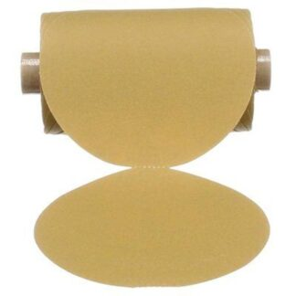 3M 7000028228 Stikit Gold Paper Disc Roll 236U 5""