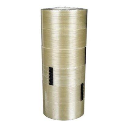 """3M 7000028888 Filament Tape 8934 Clear 2"""""""