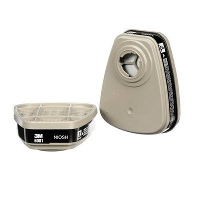 3M 7000051851 Organic Vapour Cartridge 6001