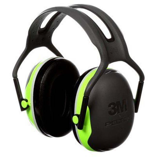 3M 7000104073 Peltor Over-the-Head Earmuffs X4A