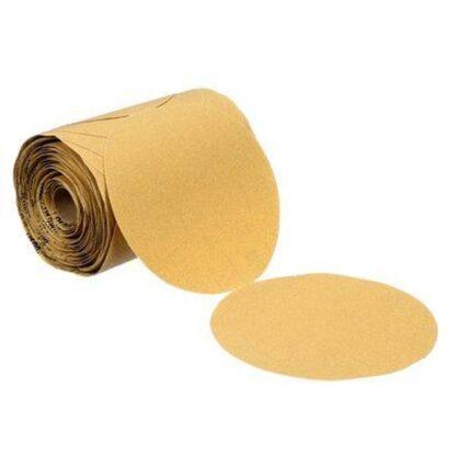 """3M 7000119168 Stikit Gold Paper Disc Roll 216U 6"""""""