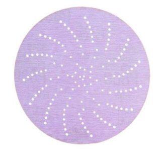 3M 7000119818 Hookit Purple Clean Sanding Disc 334U 30460