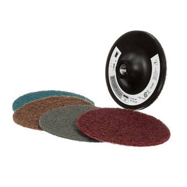"""3M 7000120833 Scotch-Brite Surface Conditioning Disc Pack 915S 5"""""""