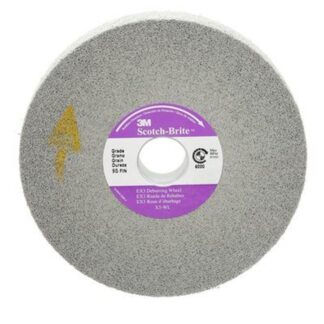 3M 7000120928 Scotch-Brite EX3 Deburring Wheel