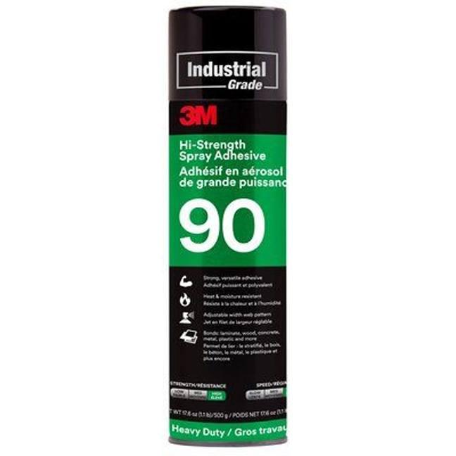 3M 7000121431 Hi-Strength 90 Spray Adhesive