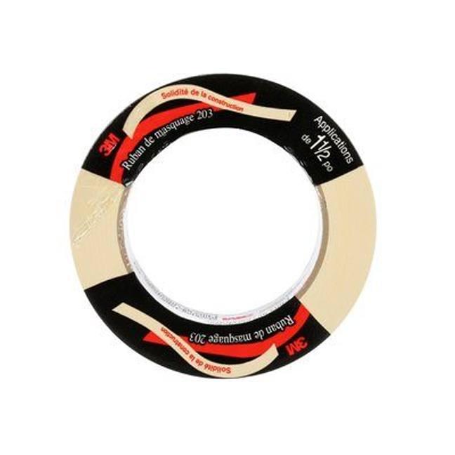 """3M 7000123518 General Purpose Masking Tape 203 1-1/2"""""""