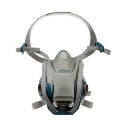 3M 7000128237 Quick Latch Rugged Comfort Half Facepiece Reusable Respirator 6501QL