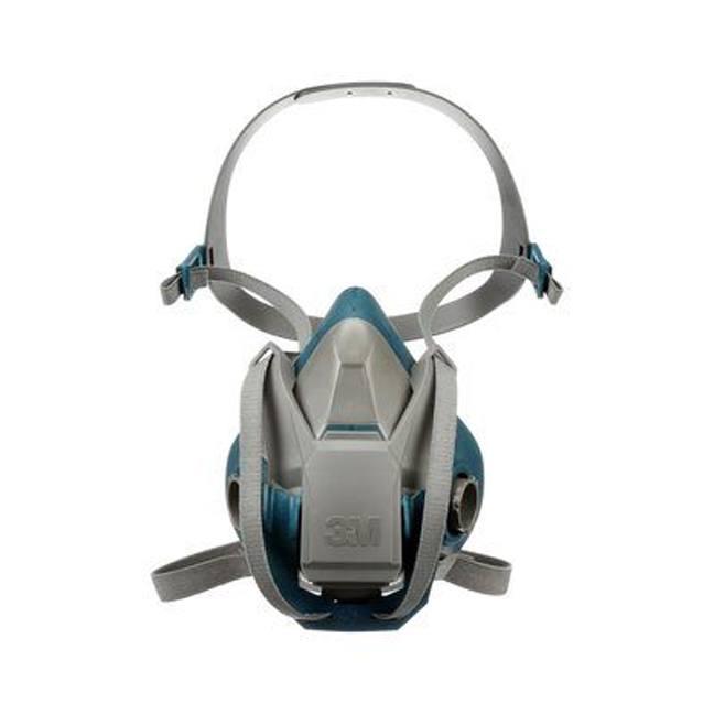 3M 7000128239 Quick Latch Rugged Comfort Half Facepiece Reusable Respirator
