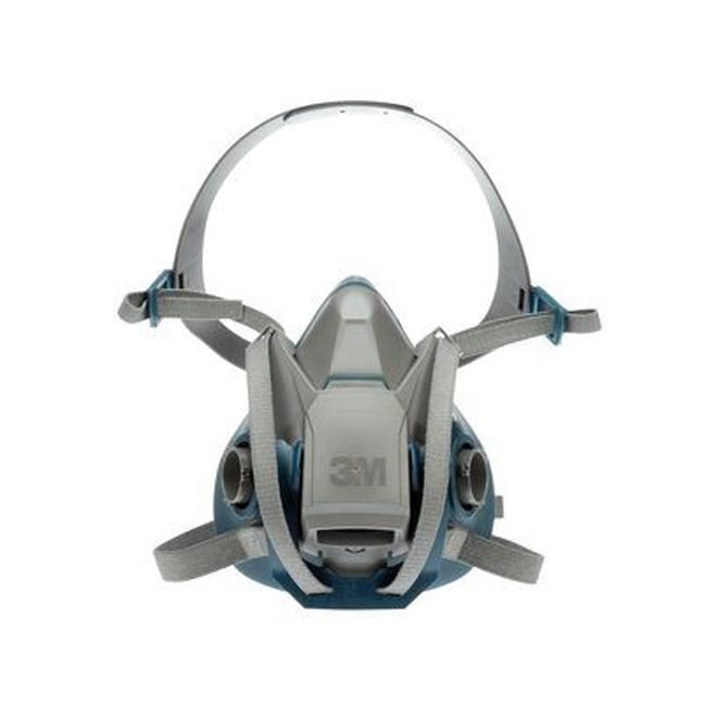 3M 7000128241 Quick Latch Rugged Comfort Half Facepiece Reusable Respirator