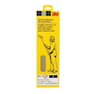 3M 7000134071 Micron Filmback Drywall Sheets