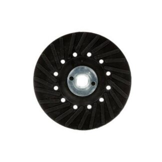 3M 7000139384 Fibre Disc Back-Up Pad With Retainer Nut 5""