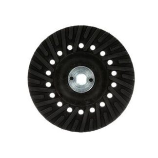 3M 7000139387 Fibre Disc Back-Up Pad With Retainer Nut 6""