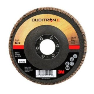 3M 7000148182 Cubitron II Flap Disc 967A