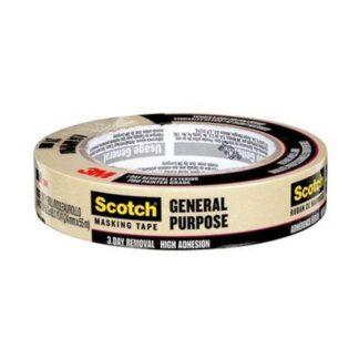 """3M 7100045420 General Purpose Masking Tape 2020-24A 1"""""""