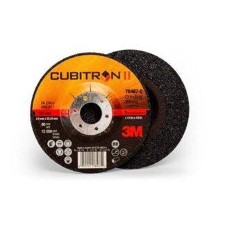 3M 7100095557 Cubitron II Depressed Center Grinding Wheel 78467