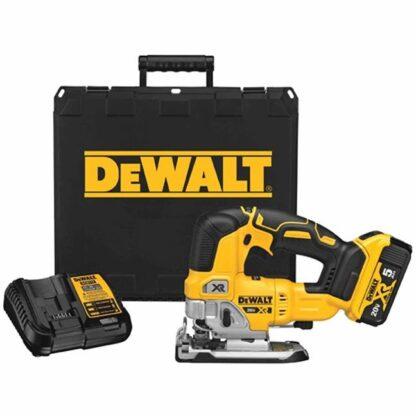 DeWalt DCS334P1 20V MAX XR Jig Saw