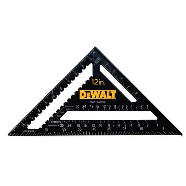 """DeWalt DWHT46032 12"""" Quick Square"""