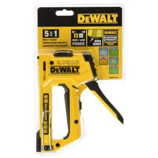 DeWalt DWHTTR510 Stapler 5 in 1 Multi-Tacker