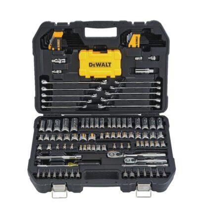 DeWalt DWMT73802 Mechanics Tools Kit and Socket Set 142pc