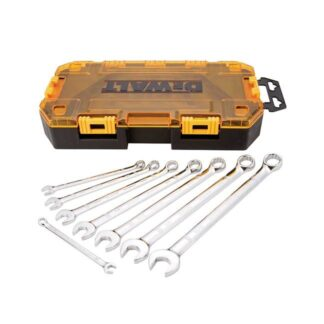 DeWalt DWMT73809 Combination Wrench Set 8pc