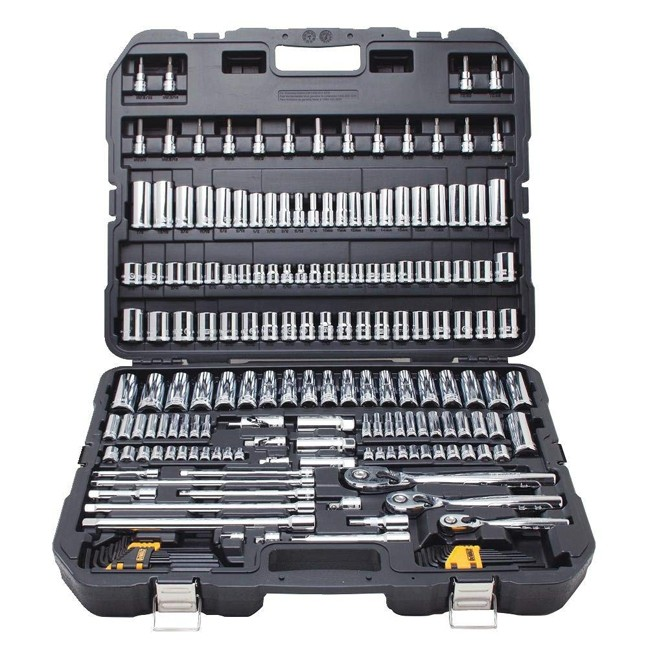 DeWalt DWMT75049 Mechanics Tools Set 192pc