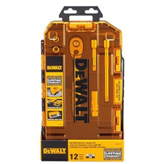 "DeWalt DWMT75421 3/8"" Socket Set and Ratchet"