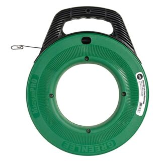 Greenlee FTS438-125 Steel Fishtape 125ft