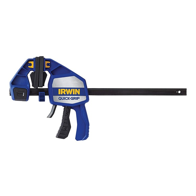 Irwin 1964712 Quick-Grip One-Handed Bar Clamp