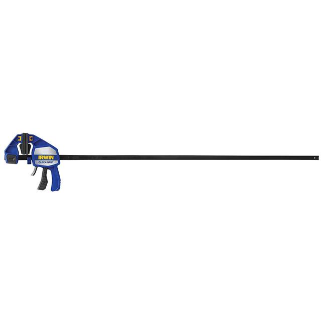 Irwin 1964716 Quick-Grip One-Handed Bar Clamp